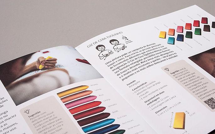 Almanaque de Recursos (catálogo de produtos) de produtos inclusivos