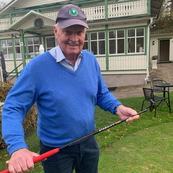 Jan Rosell Honorary Member PGA