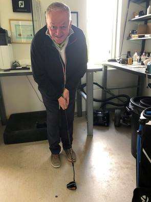 John Grant PGA, PGA National Sweden