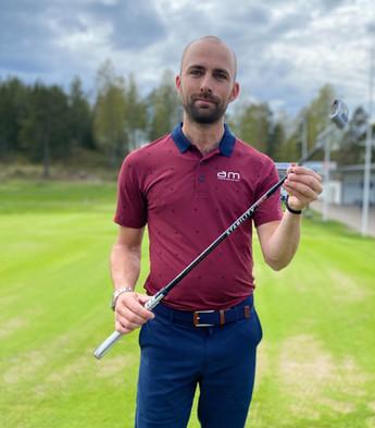 Andreas Martinez, PGA Sundsvalls GK
