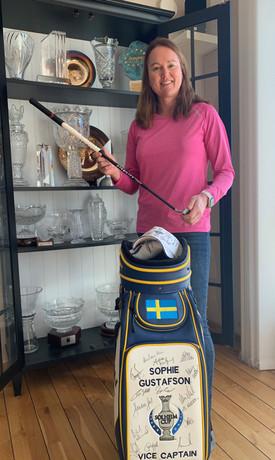 Sophie Gustavson LPGA