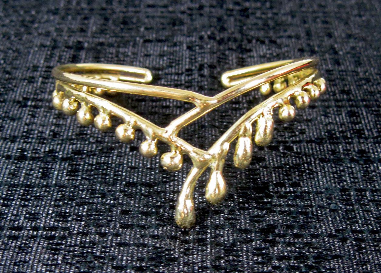 blonski bracelet bronze