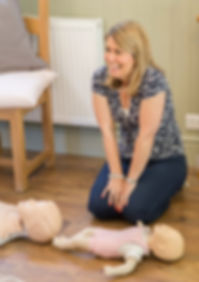 Baby First Aid Course in Surrey
