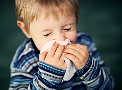 Winter Bugs - How to Protect your Family; Manage Coughs & Colds By Katherine Whitby