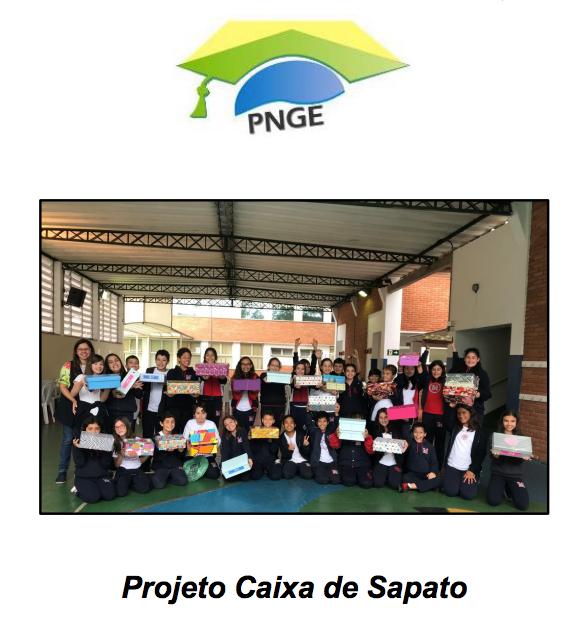 Finalista do PNGE