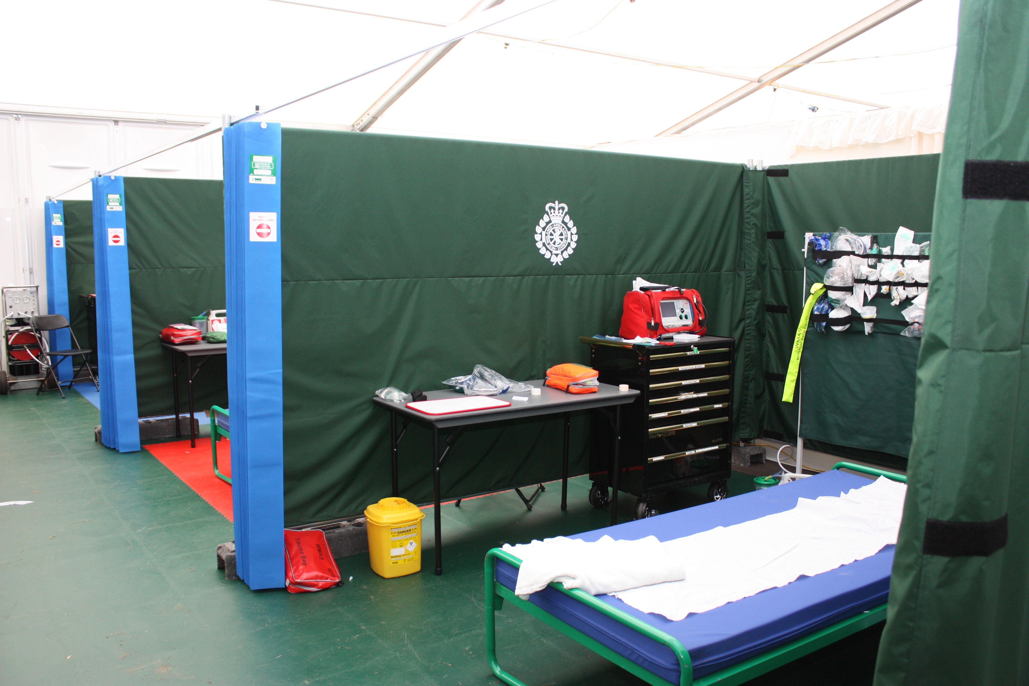 medical-tent
