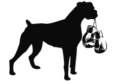 Media SouthPaw Boxer Rescue logo transpa