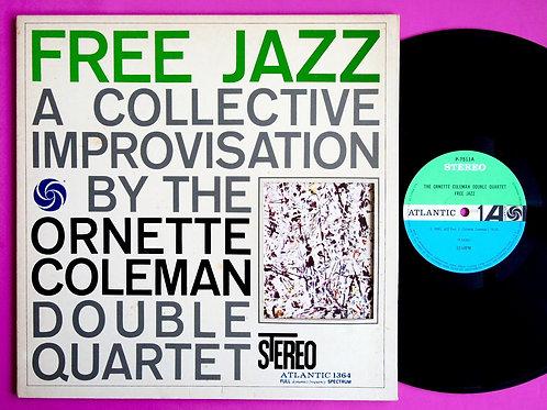 ORNETTE COLEMAN / FREE JAZZ