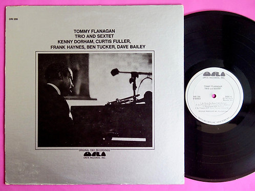 TOMMY FLANAGAN / TRIO AND SEXTET