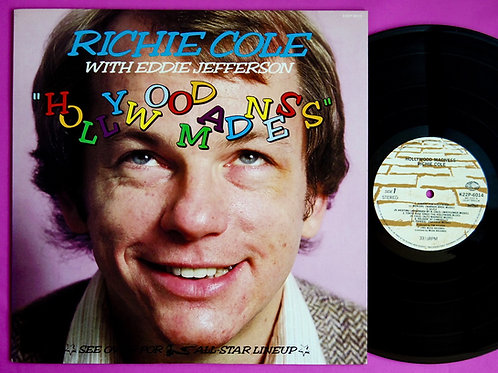 RICHIE COLE / HOLLYWOOD MADNESS