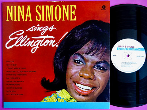 NINA SIMONE / SINGS ELLINGTON