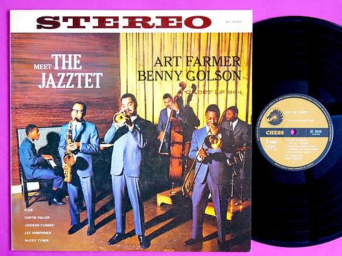 ART FARMER & BENNY GOLSON / MEET THE JAZZTET