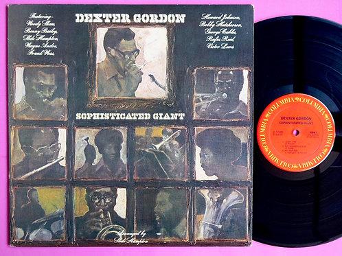 DEXTER GORDON / SOPHISTICATED GIANT
