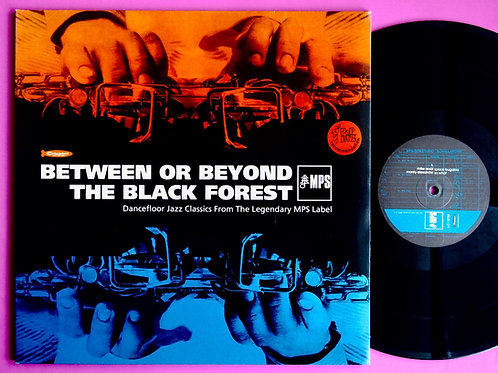 VARIOUS / BETWEEN OR BEYOND THE BLACK FOREST