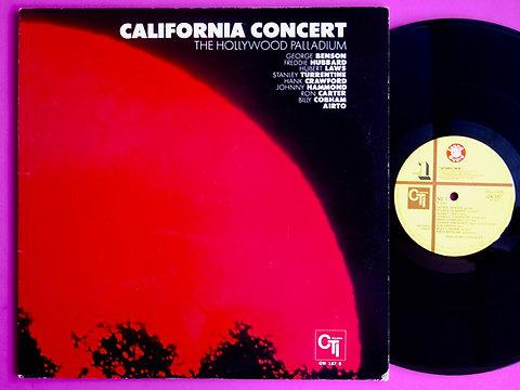 VARIOUS / CALIFORNIA CONCERT