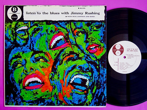 JIMMY RUSHING / LISTEN TO THE BLUES