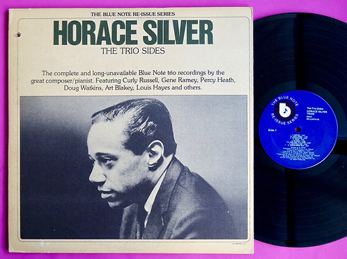 HORACE SILVER / THE TRIO SIDES