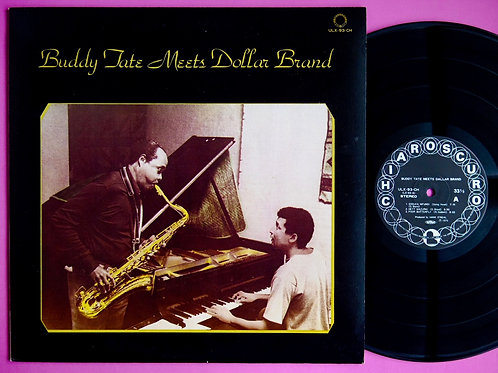 BUDDY TATE / MEETS DOLLAR BRAND