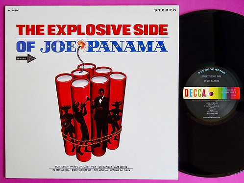 JOE PANAMA / THE EXPLOSIVE SIDE