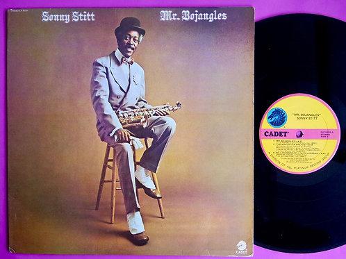 SONNY STITT / MR. BOJANGLES