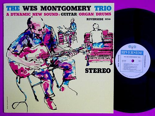 WES MONTGOMERY / THE WES MONTGOMERY TRIO A DYNAMIC NEW JAZZ SOUND