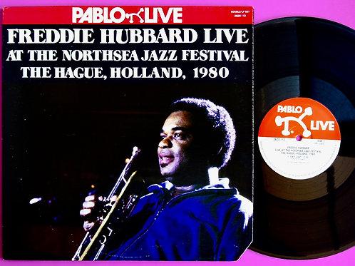FREDDIE HUBBARD / LIVE AT THE NORTHSEA JAZZ FESTIVAL