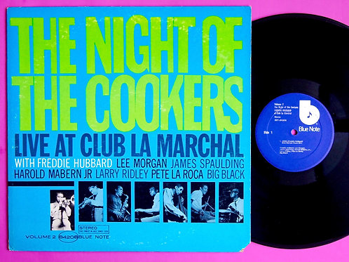 FREDDIE HUBBARD / THE NIGHT OF THE COOKERS VOL.2