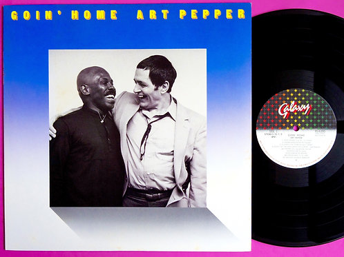 ART PEPPER / GOIN' HOME