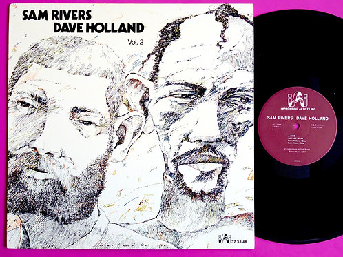 DAVE HOLLAND & SAM RIVERS /SELF TITLED VOL.2