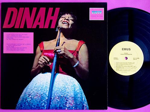 DINAH WASHINGTON / DINAH