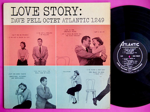 DAVE PELL / LOVE STORY