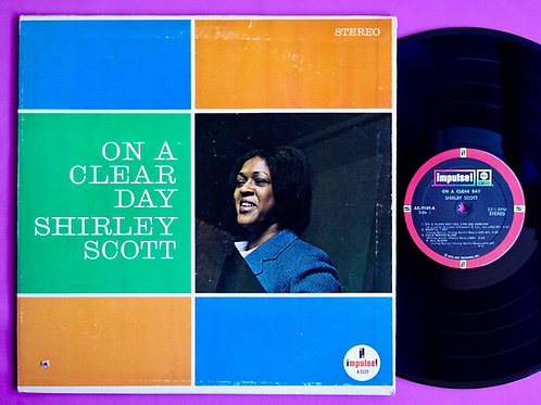 SHIRLEY SCOTT / ON A CLEAR DAY