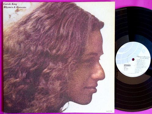 CAROLE KING / RHYMES & REASONS