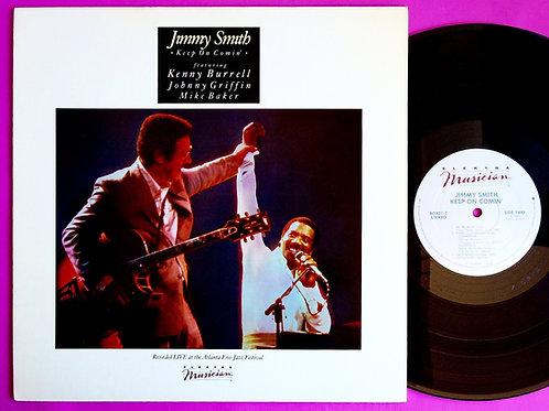 JIMMY SMITH / KEEP ON COMIN'