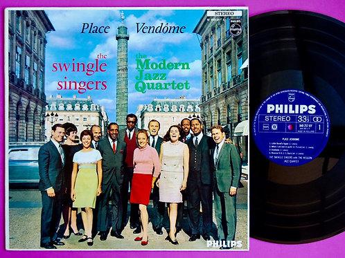 SWINGLE SINGERS & MODERN JAZZ QUARTET / PLACE VENDOME