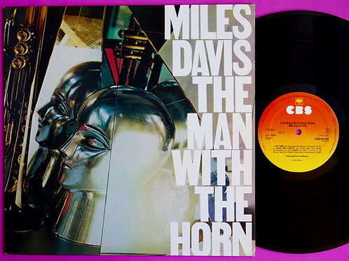 MILES DAVIS / THE MAN WITH THE HORN