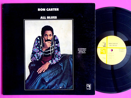 RON CARTER / ALL BLUES