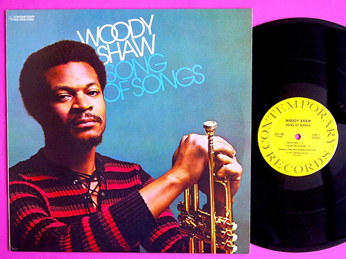 WOODY SHAW / SONG OF SONGS
