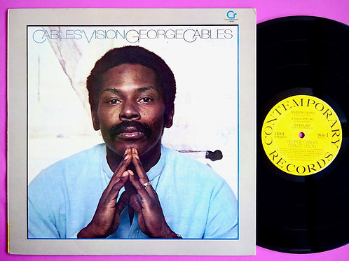 GEORGE CABLES / CABLES' VISION