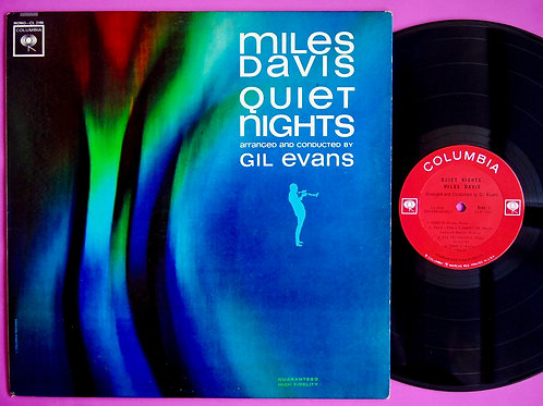 MILES DAVIS / QUIET NIGHTS