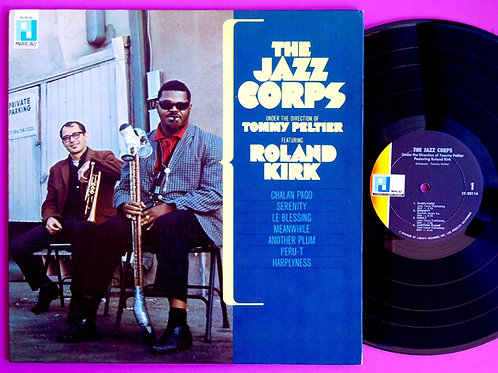 JAZZ CORPS / FEATURING ROLAND KIRK