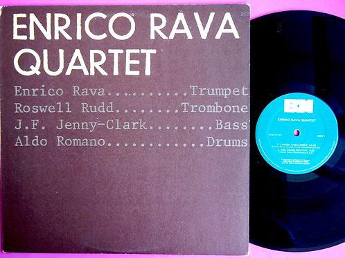ENRICO RAVA / QUARTET