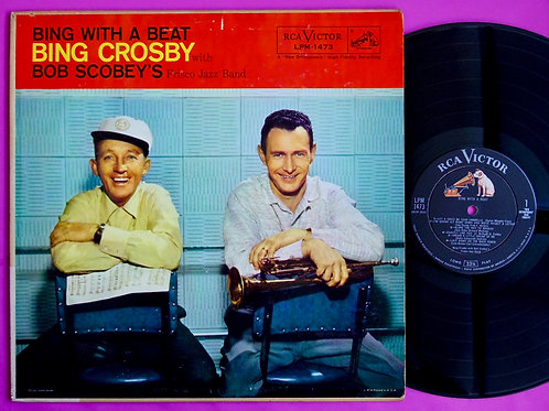 BING CROSBY / BING WITH A BEAT