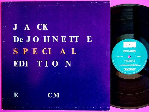 JACK DeJOHNETTE / SPECIAL EDITION