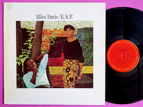 MILES DAVIS / E.S.P.