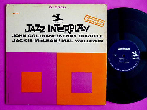 JOHN COLTRANE / JAZZ INTERPLAY