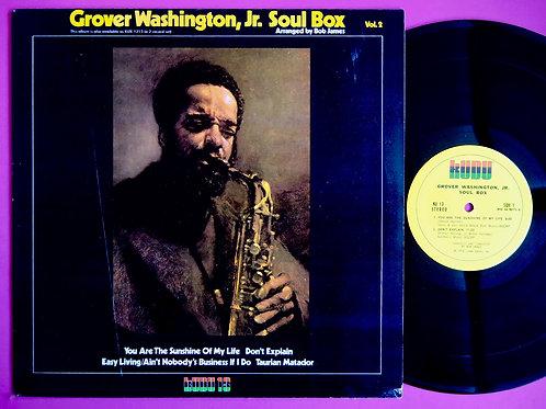 GROVER WASHINGTON Jr. / SOUL BOX Vol.2
