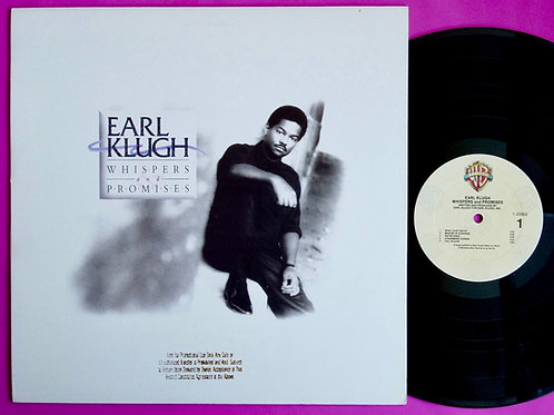 EARL KLUGH / WHISPERS AND PROMISES