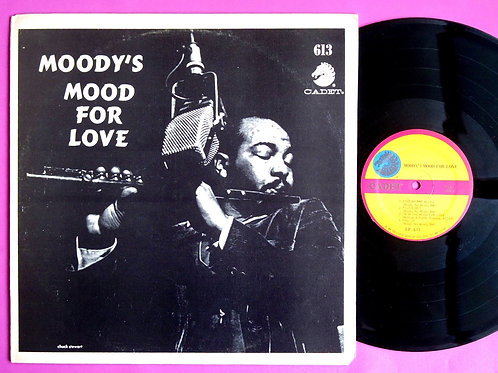 JAMES MOODY / MOODY'S FOR LOVE