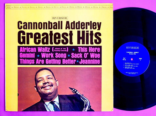 CANNONBALL ADDERLEY / GREATEST HITS
